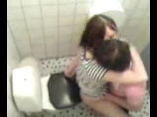 Sex W Toalecie